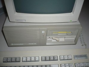 Commodore pc 20II